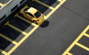 line marking contractors in Mayford